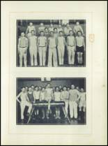 1924 Huntington High School Yearbook Page 110 & 111