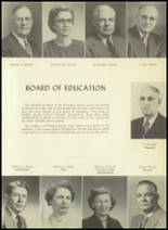 1952 Pittsburg High School Yearbook Page 16 & 17