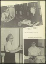1952 Pittsburg High School Yearbook Page 18 & 19