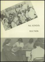 1952 Pittsburg High School Yearbook Page 22 & 23