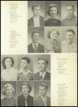 1952 Pittsburg High School Yearbook Page 32 & 33