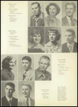 1952 Pittsburg High School Yearbook Page 34 & 35