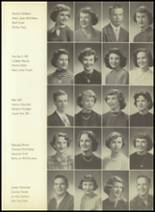 1952 Pittsburg High School Yearbook Page 36 & 37