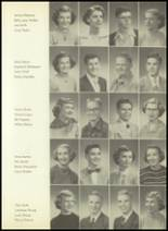 1952 Pittsburg High School Yearbook Page 38 & 39