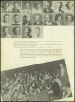 1952 Pittsburg High School Yearbook Page 50 & 51