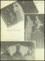 1952 Pittsburg High School Yearbook Page 56 & 57
