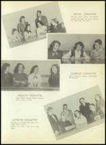 1952 Pittsburg High School Yearbook Page 58 & 59