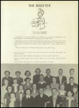 1952 Pittsburg High School Yearbook Page 60 & 61