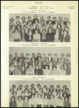1952 Pittsburg High School Yearbook Page 62 & 63