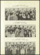 1952 Pittsburg High School Yearbook Page 64 & 65