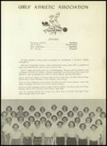 1952 Pittsburg High School Yearbook Page 68 & 69