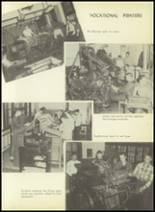 1952 Pittsburg High School Yearbook Page 70 & 71