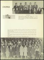 1952 Pittsburg High School Yearbook Page 78 & 79