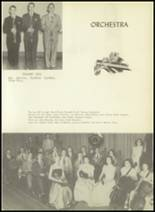 1952 Pittsburg High School Yearbook Page 80 & 81