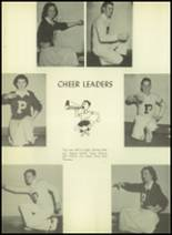 1952 Pittsburg High School Yearbook Page 82 & 83