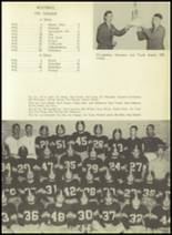 1952 Pittsburg High School Yearbook Page 84 & 85