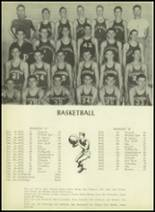 1952 Pittsburg High School Yearbook Page 88 & 89