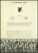 1952 Pittsburg High School Yearbook Page 90 & 91