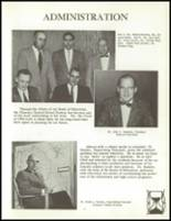 1958 Clarence High School Yearbook Page 12 & 13