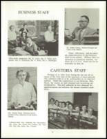 1958 Clarence High School Yearbook Page 18 & 19