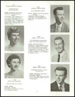 1958 Clarence High School Yearbook Page 24 & 25