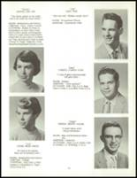 1958 Clarence High School Yearbook Page 30 & 31