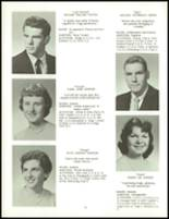 1958 Clarence High School Yearbook Page 32 & 33