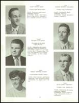 1958 Clarence High School Yearbook Page 42 & 43