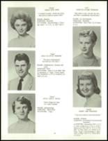 1958 Clarence High School Yearbook Page 44 & 45
