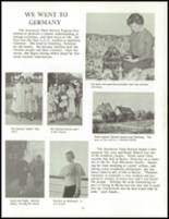 1958 Clarence High School Yearbook Page 48 & 49