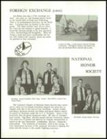 1958 Clarence High School Yearbook Page 50 & 51