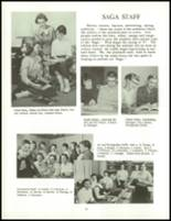 1958 Clarence High School Yearbook Page 52 & 53