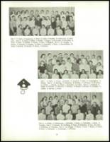 1958 Clarence High School Yearbook Page 58 & 59