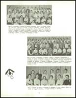 1958 Clarence High School Yearbook Page 60 & 61