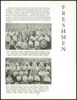 1958 Clarence High School Yearbook Page 62 & 63