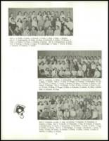 1958 Clarence High School Yearbook Page 64 & 65