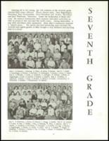 1958 Clarence High School Yearbook Page 66 & 67