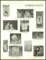 1958 Clarence High School Yearbook Page 68 & 69