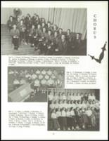 1958 Clarence High School Yearbook Page 72 & 73