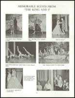 1958 Clarence High School Yearbook Page 74 & 75