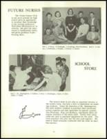 1958 Clarence High School Yearbook Page 82 & 83