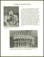 1958 Clarence High School Yearbook Page 88 & 89
