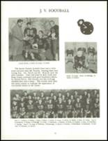 1958 Clarence High School Yearbook Page 90 & 91