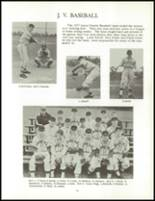 1958 Clarence High School Yearbook Page 92 & 93