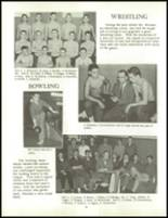 1958 Clarence High School Yearbook Page 96 & 97
