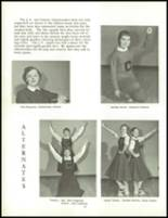 1958 Clarence High School Yearbook Page 98 & 99