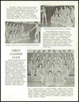 1958 Clarence High School Yearbook Page 102 & 103