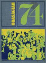 1974 Yearbook Edgewater High School