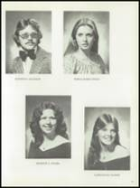 1979 Forestville Central High School Yearbook Page 16 & 17
