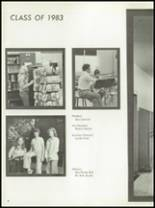 1979 Forestville Central High School Yearbook Page 54 & 55